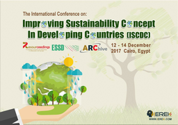 Improving Sustainability Concept In Developing Countries  Image