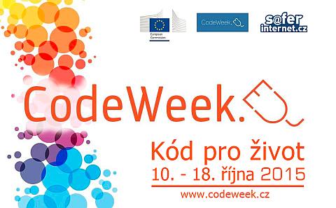 CodeWeek CZ - start 2015 Cover Image