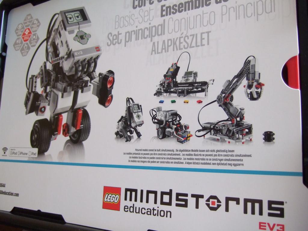 Programiranje i LEGO robotika Cover Image