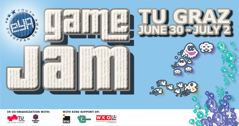 EYA GAME JAM | Games improving Society 3.0 Image