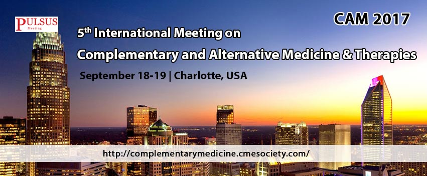 5th Complementary and Alternative medicine International Meeting Image