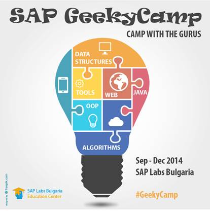 SAP GeekyCamp Image