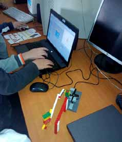 Kids learn to Code, they love it . Then they teach their parents! Their teachers take part too! Image