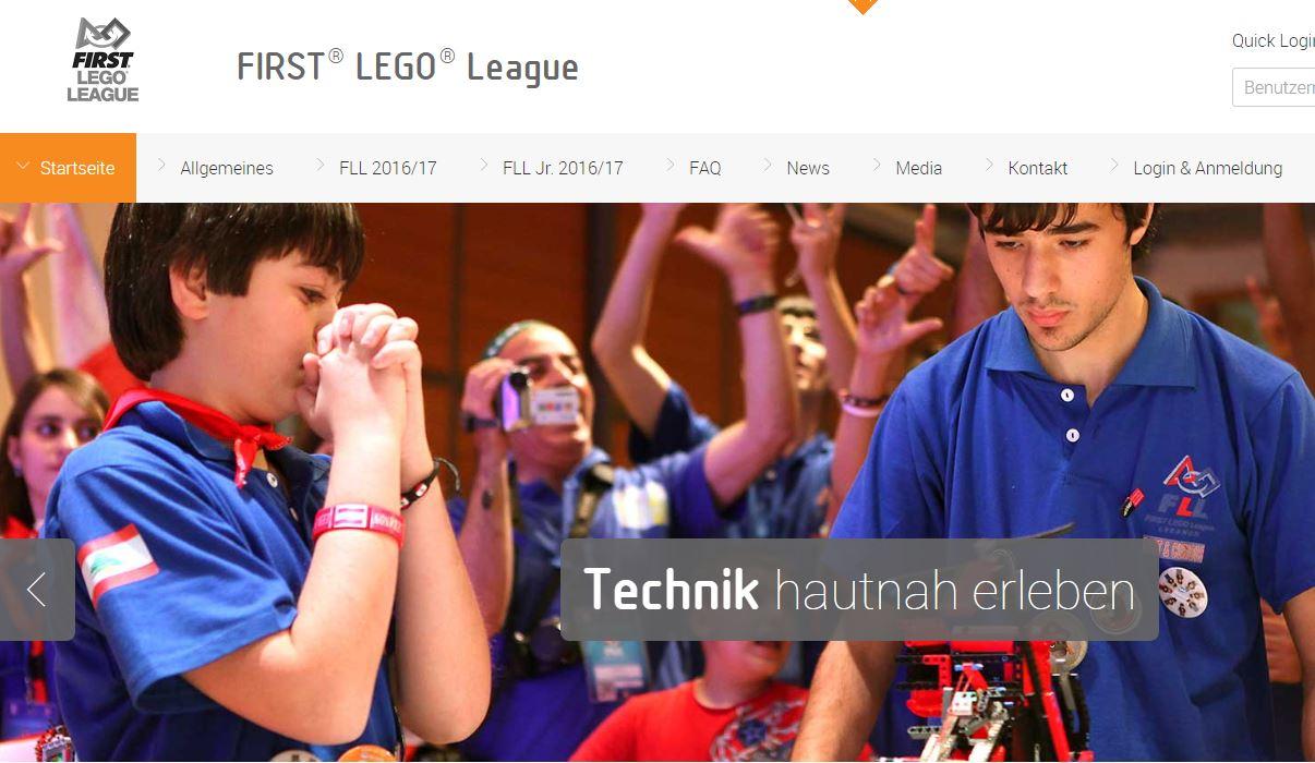 FIRST Lego League Wettbewerb Münsterland Rheine Image