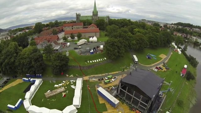 Kodeklubben Trondheim på Makers fair Image