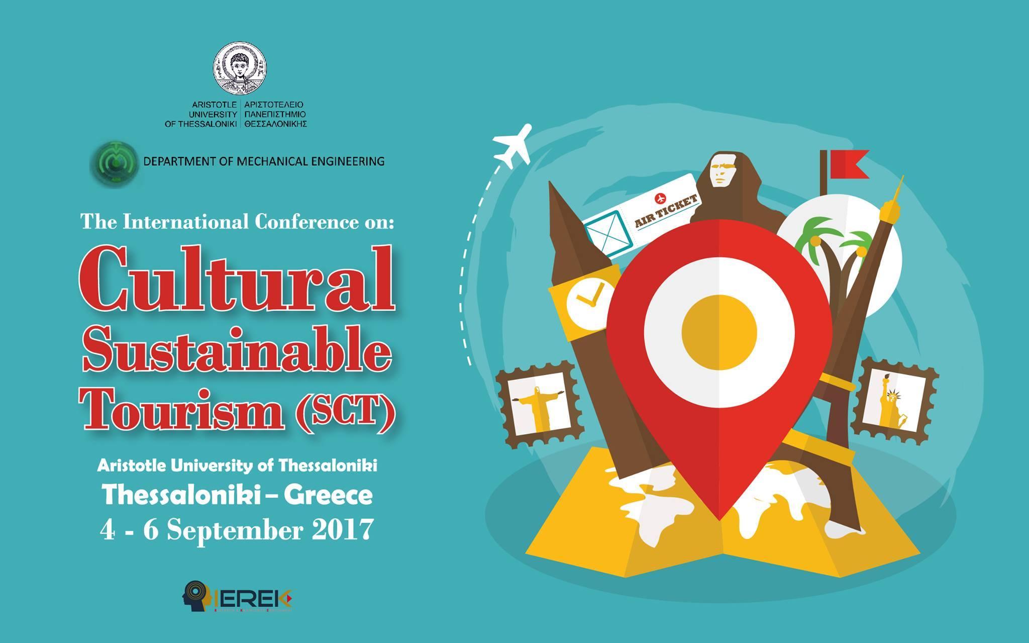 Cultural Sustainable Tourism (CST) Image
