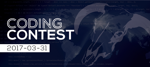 Coding Contest 2017 VIENNA Image