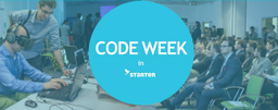 CodeWeek in Starter Image