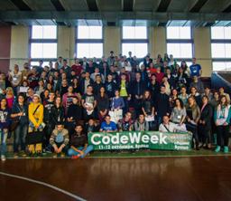 CodeWeek Vratsa 2015 Cover Image