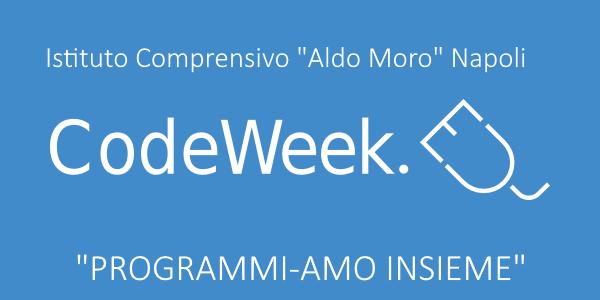 Gio23 @ Europe Code Week Image