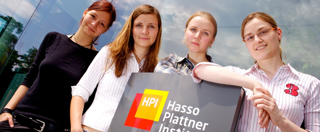 Girls' Day 2017 am Hasso-Plattner-Institut Image