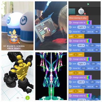 Coding with Sphero & 3D Printing Image