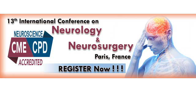 13th International Conference on Neurology and Neurosurgery Image