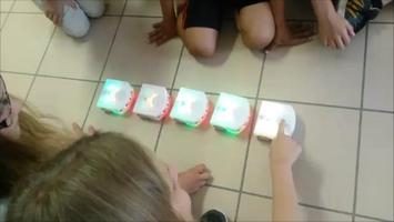 Les robots Thymios à l'école Savary de Montpellier Image